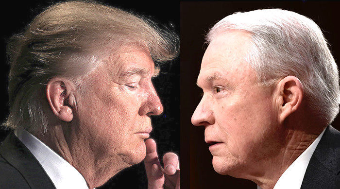 Trump still fuming over AG Sessions' recusal from ...