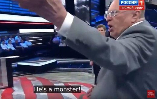 Top Russian politicians tear into McCain's evil legacy on #1 Russian TV Show