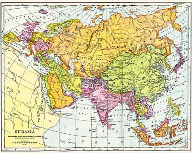 the dominance of eurasia essay The failure of virtually any of the countries of eurasia to shed old governance habits and end monopolies on political and economic power has been one of.