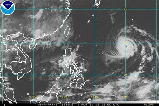 Super Typhoon Jebi