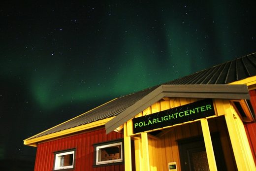 polar light centre