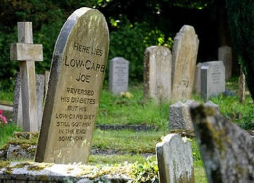 low carb tombstone