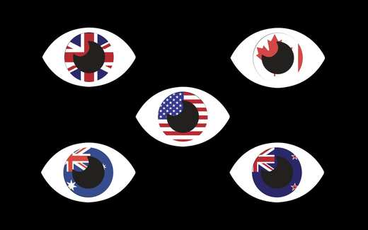 five eyes surveillance