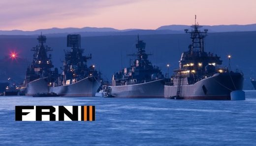 Russia navy mediteranean
