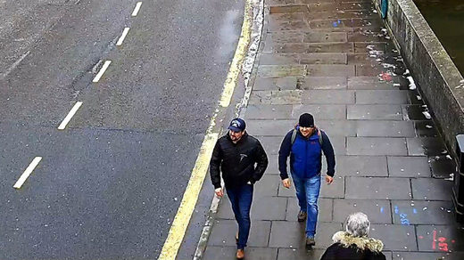 Skripal suspects