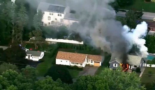 Massachusetts gas explosions