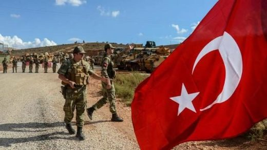 Turkish forces syria