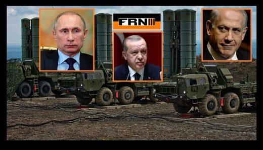 Putin erdogan netanyahu