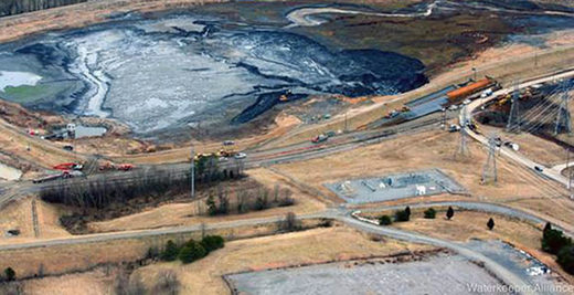 coal ash ponds north carolina