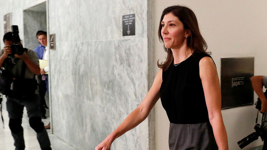 Lisa Page Reveals FBI Had No Evidence Of Collusion For