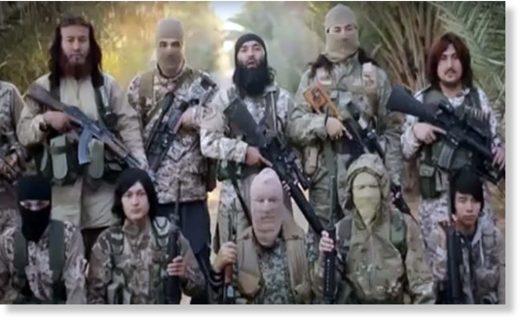 Uyghur jihadis