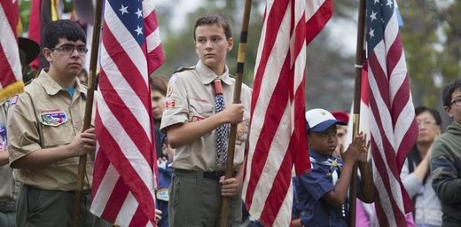 Propaganda Alert! American Professor Claims Boy Scouts Could be 'Next Russian Hack Target'