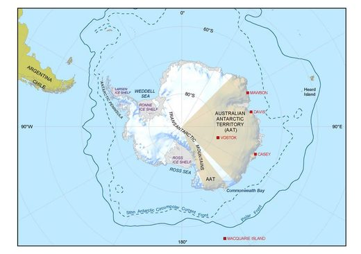 Australian Antarctic Data Centre