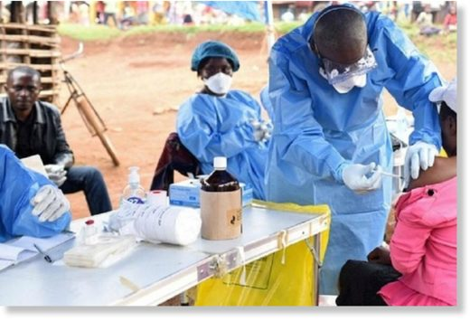 Democratic Republic of Congo Ebola