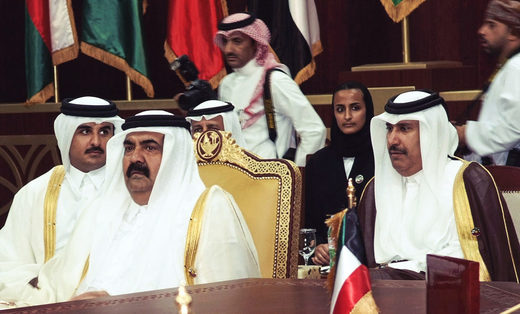 Qatar Thanis family