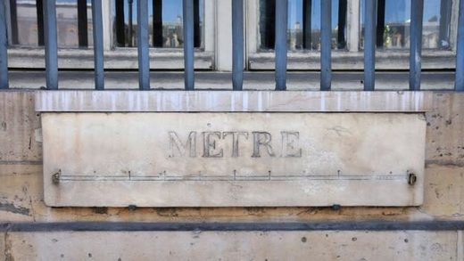 France metric system