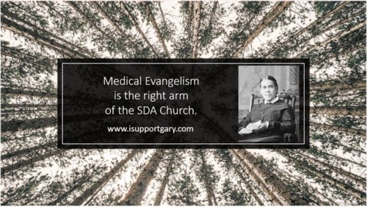 SDA church medical evangelism