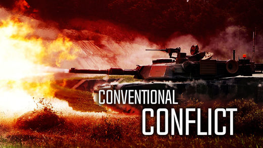 us military conventional conflict