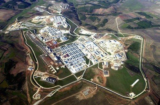 U.S. Camp Bondsteel Kosovo Serbia