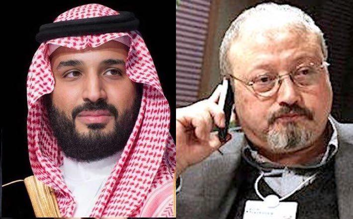 Khashoggi Mystery: Rogue killers Or rogue royals? -- Puppet Masters