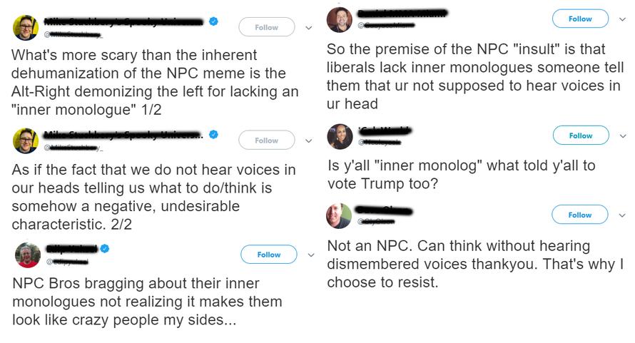 4Chan's NPC meme sparks mass triggering among liberals