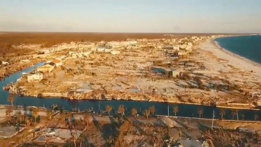 Hurricane Michael's wrath so powerful it revealed shipwrecks buried for 120 years