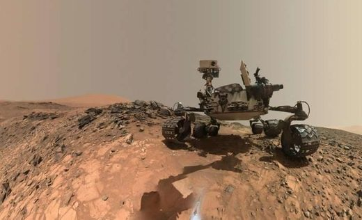 Study finds Mars' salty water likely to have enough oxygen to support life