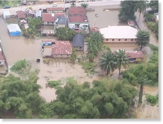 140,000 farmers affected by flood disaster