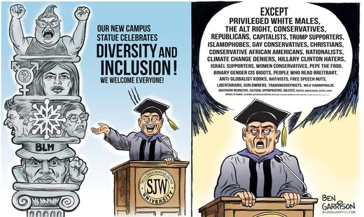 College diversity and inclusion