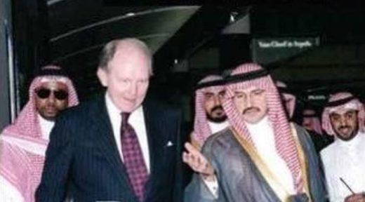 Robert Jordan saudi official