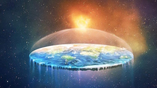 The struggle to visualize climate when most people impose flat Earth conceptions into a three-dimensional atmosphere