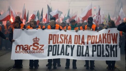 poland march nationalist