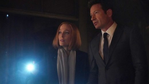 mulder scully X-files