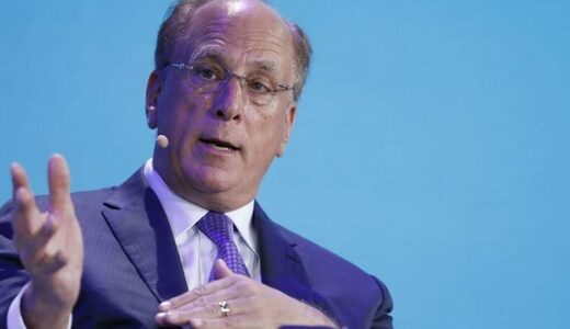 BlackRock CEO Larry Fink
