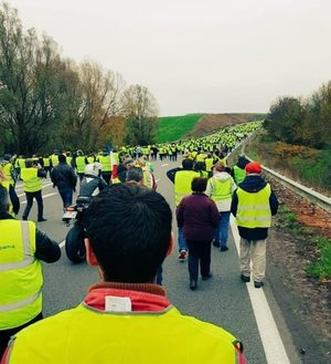 france protests gilets jaunes