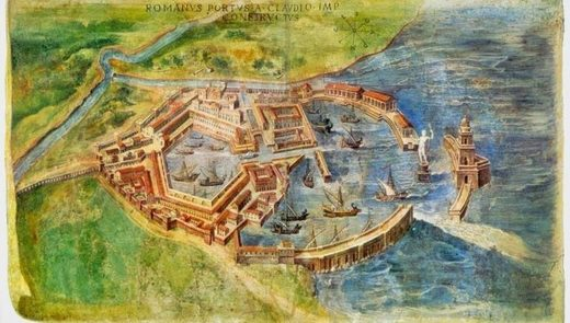 Ostia Antica: The harbor city of ancient Rome