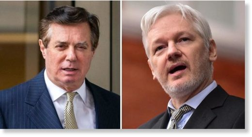 Manafort Assange