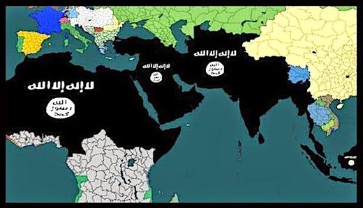 Projected growth of ISIS