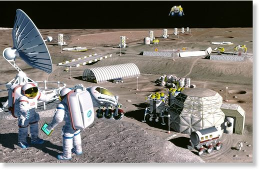 moon colonization