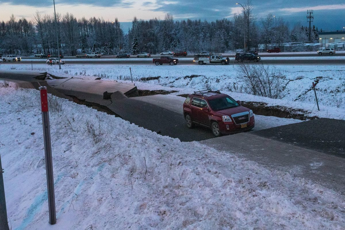 alaska earthquake today - photo #9