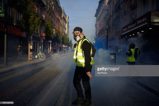 yellow vests gilets jaune
