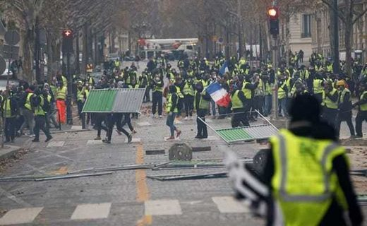 france yellow vests