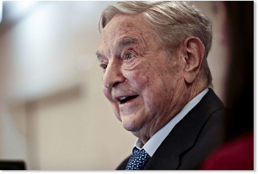 Hong Kong Fines George Soros For Naked Short Selling