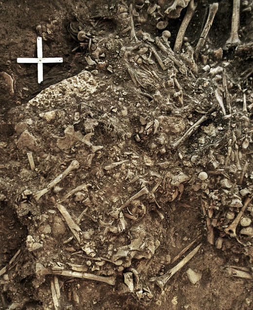 sweden burial plague