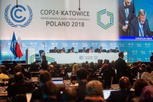 UN's Intergovernmental Panel on Climate Change conference in Poland tries to ram through sweeping global policy