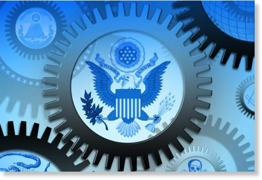 US presidnetial seal cogs