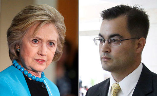 Clinton IT aide pleads Fifth, skips hearing
