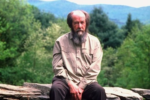 Revisiting Aleksandr Solzhenitsyn's Warnings to The West