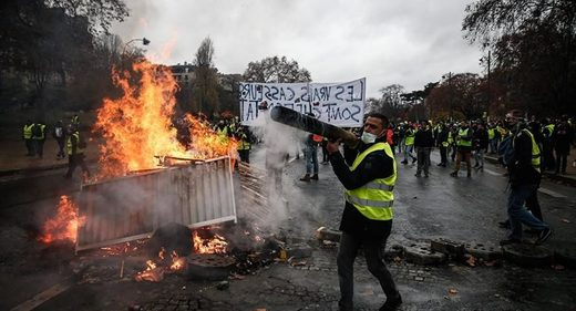 Yellow Vest Protests