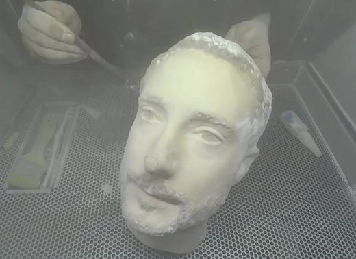3D printed head used to break into Android phones
